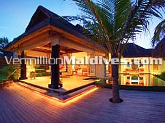 Your holiday house with private pool & luxury at Naladhu Maldives