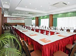 Conference facilities in The Male Hotel  Beehive Nalahiya