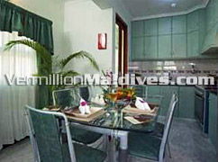 Dining area in Your Serviced Apartments in Beehive Nalahiya Hotel