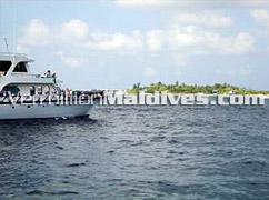 Enjoy an excursion during your stay in a hotel in Male' Maldives