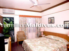 Spacious and Clean rooms of Nasandhura Palace Hotel – Male
