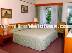 Your Room in Nasandhura Place Hotel – Capital island Hotel