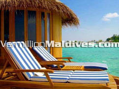 Book your seat with Vermillion Travels to the Maldives island Nika
