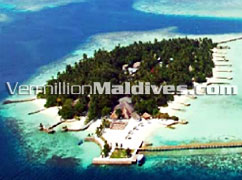 Image photo of Maldives resort hotel Nika Island