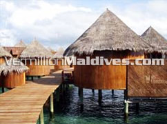Maldives Nika island Water Villas : Luxury, stylish & great accommodation