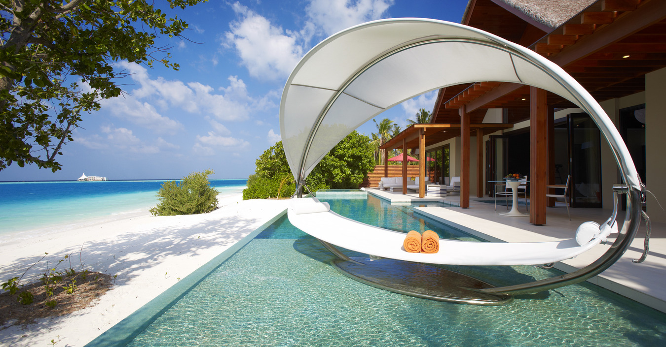 Bedrooms Beach Pavilion_with Pool of Niyama