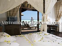 Deluxe Water Villas at Olhuveli Maldives. Hotel for your Vacations