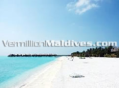 Olhuveli Beach & Spa at South Male' Atoll Maldives. Great Holiday resort hotel