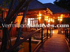 Olhuveli Beach Spa offers Maldives spa Vacations for your relaxation