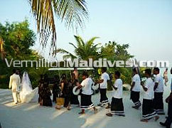 Olhuveli - Weddings Ceremonies & Celebrations. A Good honeymoon resort