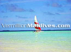 Water Sports at Olhuveli Maldives: Tour & sail on clear Maldives seas