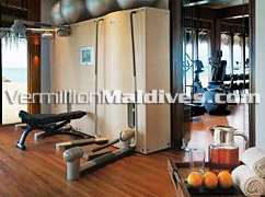 Be fit & healthy during your stay in the wellness Maldives hotel Reethirah