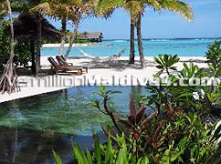 Beach Villa with Pool at One & Only Maldives – Perfect retreat for a couple