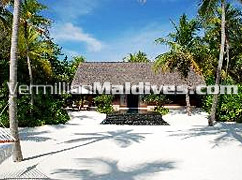 Beach Villa with Pool in one of the Best resorts of Maldives