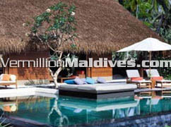 Book a villa for family holidays in Maldive at One & Only Reethirah