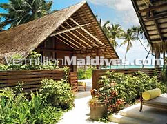 Duplex Villas specially designed & catered for a lavish Maldives Holiday