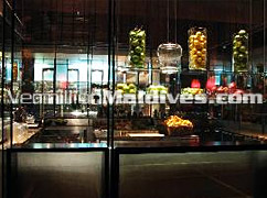 Restaurant – international cuisines & fine dining. Elegant with excellent service