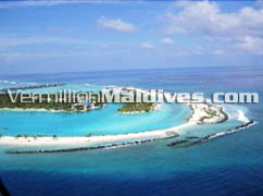 5 Star Beach Resort Paradise Island in North Male Atoll