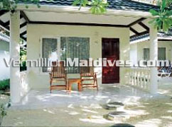Cheap and affordable accommodations at Maldives Paradise Island