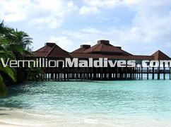 Simple and cozy Maldives hotel Ranveli Village resort and Spa