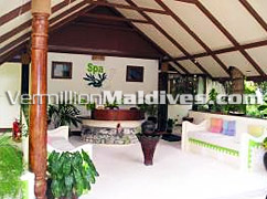 Spa of Ranveli Maldives. 4 star Spa Resort at affordable rates