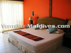 Standard Rooms accommodation at the budget holiday resort Ranveli