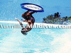 Water Sports and tropical activities available at Reethibeach Maldives