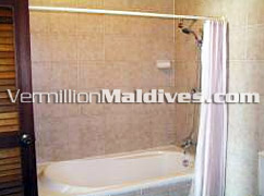 Water Villas of Maldives hotel Reethi Beach – simple and cozy Resort