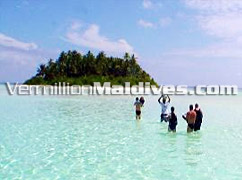 Take an excursion during your stay in Maldives