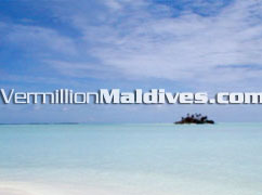 Vermillion Guarantee this 100%. not possible by word the beauty of Rihiveli surrounding