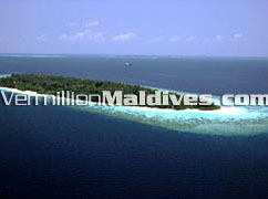 Picture of Maldives five star hotel Royal Island resort and Spa