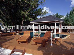 Presidential Suites at Royal Island. It's a luxury Maldives tour package