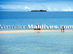 New Maldives tourism zone Addu atoll also called Seenu Atoll