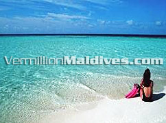 Pure privacy and relaxation at Maldives Shangrila Hotel in Addu Atoll