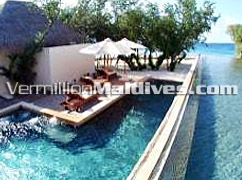 Spend you Spa holidays in Maldives Sheraton fullmoon