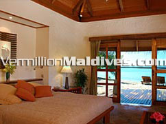 Stylish and Luxury cottage at Maldives Sheraton Full Moon