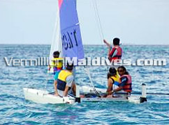 Variety of Water Sports & such activities available at Fullmoon Sheraton