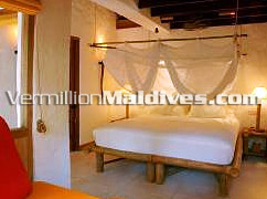Bedroom - The Retreat at Soneva Fushi Maldives - Luxury Resorts of Six Senses