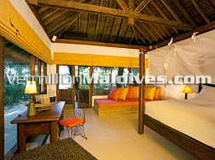 Bedrooms of Soneva Fushi Villa - Maldives Holidays spend in Style