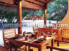 "Down to Earth"" - Restaurant in Soneva Maldives Resort – Great Hotel with Great food"