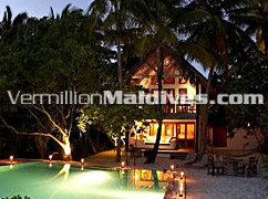 Exterior of Crusoe Suite - Two Bedroom Villas in Soneva Fushi - Maldives Hotels