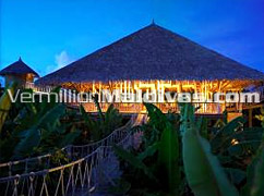 Fresh In the Garden Restaurant of Soneva Fushi Maldives -  Resort Hotels in the Maldives
