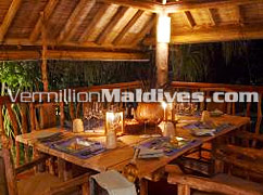 In Villa Dining - The Retreat of Soneva Fushi Maldives – Great Hotels of Maldives