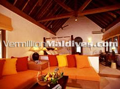 Interior of Soneva Fushi Villa Suite - Maldives Luxury Vacations at Great Prices