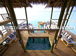 Interior The Private Reserve Soneva Gilli Maldives Hotels Resorts