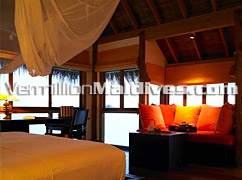 Interior of Soneva Residence of Soneva Gilli Maldives - Resorts Holiday by Six Senses