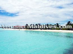 Beach and Lagoon of Summer Island Village- Your Maldives Holiday