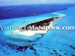 Summer Island Resort Maldives – Picture from the sky