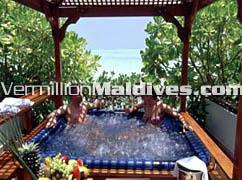 Jet Pools in Sun Island Resort – Your intimate Resort  in Maldives