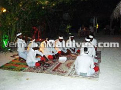 Traditional Drumming night in Sun Island – Your night entertainment in Maldives